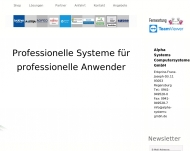 Bild Computer Alpha-Systems Computersysteme GmbH