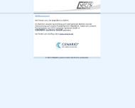 Bild Webseite VCS Computer-Systeme Entwicklungsgesellschaft für innovative Computertechnologie München