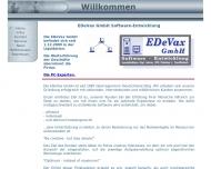Bild EDeVax Software-Entwicklung GmbH