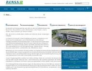 Website B.I.N.S.S. Datennetze und Ge- fahrenmeldesysteme