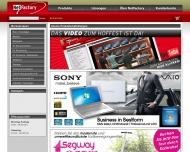 Website NetFactory - Einfach gut vernetzt