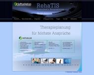 Bild Webseite Soft Solution Gesellschaft für Softwareentwicklung Karlsruhe