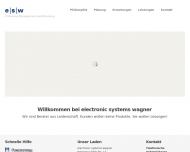 Bild esw - electronic systems wagner Datenverarbeitung