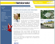 Website Wolanski