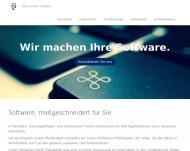 Bild Webseite TCS Team Centric Software München
