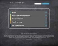 Bild Webseite GOS Gesellschaft für Organisationsberatung und Systementwicklung Aachen