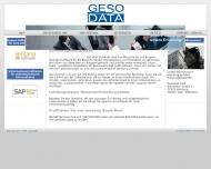Bild GESODATA Gesellschaft für Organisation und Datenverarbeitung mbH