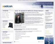 IBM Server, Storage, Backup Recovery adcon GmbH