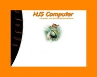 Bild Webseite HJS Datenverarbeitung Durmersheim