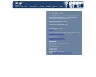 Bild Geiger Elektronik und Datenkornmunikation GmbH