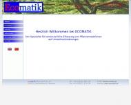 Bild Ecomatik Datenverarbeitung
