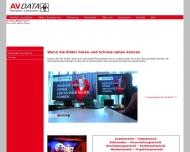 Bild AV DATA Vertrieb von Präsentations- und Datensysteme GmbH