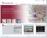 Bild Webseite Ascad Aachen
