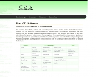 Bild C21 Software GmbH Software