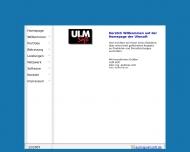 Bild Webseite Ulm Dipl.-Ing. A. Berlin