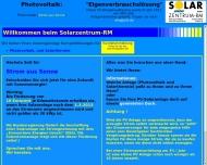 Bild Solarzentrum-RM GmbH