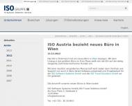 Bild Webseite ISO Software Systeme München