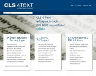 Bild Webseite 4-Text Software-Lokalisierung u. techn. Übersetzung Berlin
