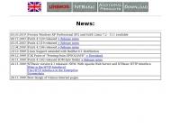 Website Unimos Software Partner-Vertriebs