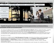 Bild Webseite SIR Gesellschaft für Software Innovation und Realisierung München