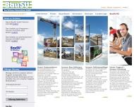 Bild Webseite  Unterhaching