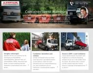 Bild Alstertaler-Containerdienst Dennis Unterborn eK Containerdienst