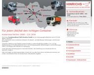 Bild Containerdienst Hinrichs