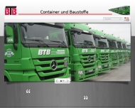 Bild BTB Container Trucking GmbH Containertransport