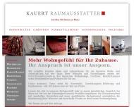 Bild Raumausstatter Kauert GmbH & Co. KG