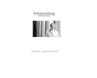 Website Schmieding Raumausstattung