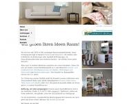 Website WohnAmbiente Kühlem