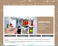 Bild Webseite Rheingold Immobilien Köln