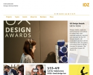 Bild IDZ Internationales Design Zentrum Berlin e.V.