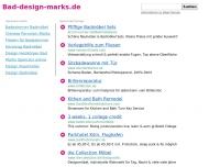 Bild Webseite Bad Design Holger Marks & Partner Köln