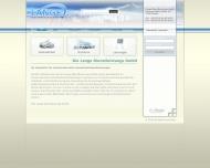Bild Webseite Lange Dienstleistung Berlin