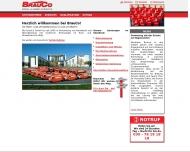 Bild Webseite Brauco Rohr- und Umweltservice Berlin