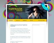Bild Webseite Ramdohr Sabine Friseur Kosmetik und Solarium Berlin