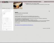Bild Webseite DIBATEC Dienstleistung Bau und Technik Berlin