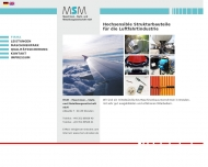 Bild MSM Maschinen-Stahl und Metallbaugesellschaft mbH