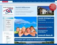 Bild Webseite  Dammendorf