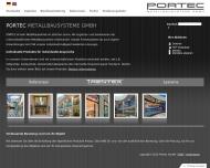 Bild PORTEC-Metallbausysteme GmbH