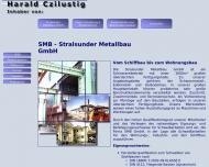 Bild SMB Stralsunder Metallbau GmbH