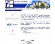 Bild Pahlass & Preuss Metallbau GmbH