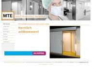 Bild MTE Metallbautechnischer Elementebau GmbH