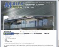 Bild Maier Metallbau GmbH Metallbau