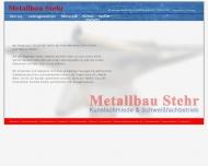 Bild Metallbau Stehr GmbH