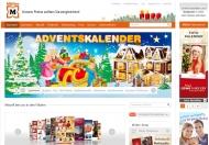 Bild Webseite Müller Konstanz