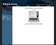 Bild Webseite Therma Druckerzeugnisse Großsolt