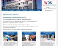 Bild W D S Wunsch Druckservice