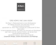 Bild Webseite  Rüdenau